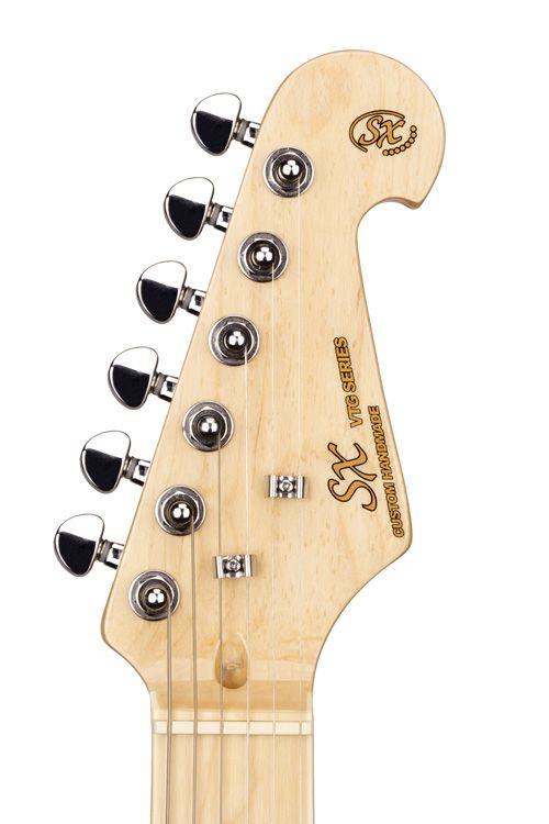 Guitarra SX American Alder Vintage Series Natural