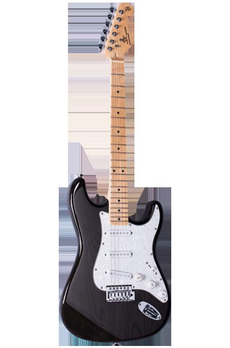 Guitarra SX SST Swamp Ash Strato