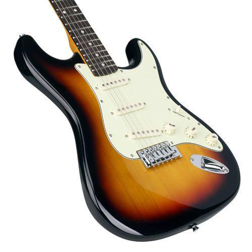 Guitarra SX Vintage series plus SST62+/3TS