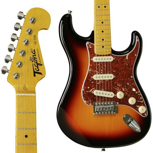 Guitarra Tagima TG-530 Woodstock - Sunburst