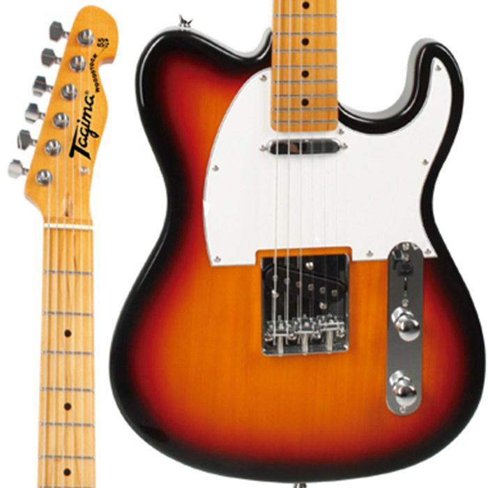 Guitarra Tagima Woodstock TW-55 SB Sunburst