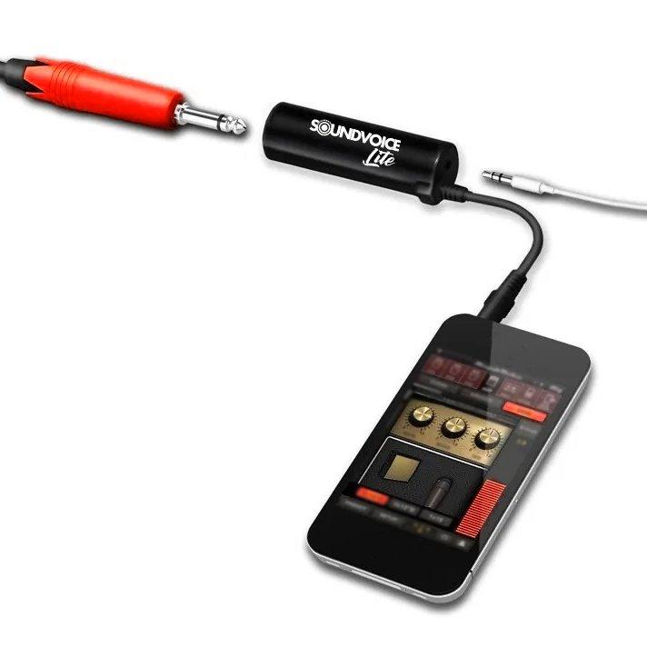 Interface Soundvoice Lite Amplify It-70 Para Celular