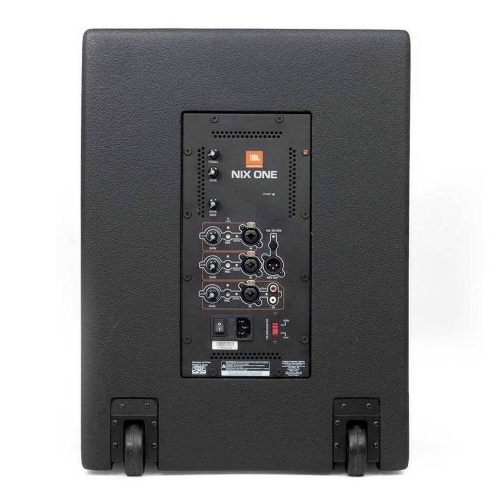 JBL Nix One Sistema de PA Portátil Ativo