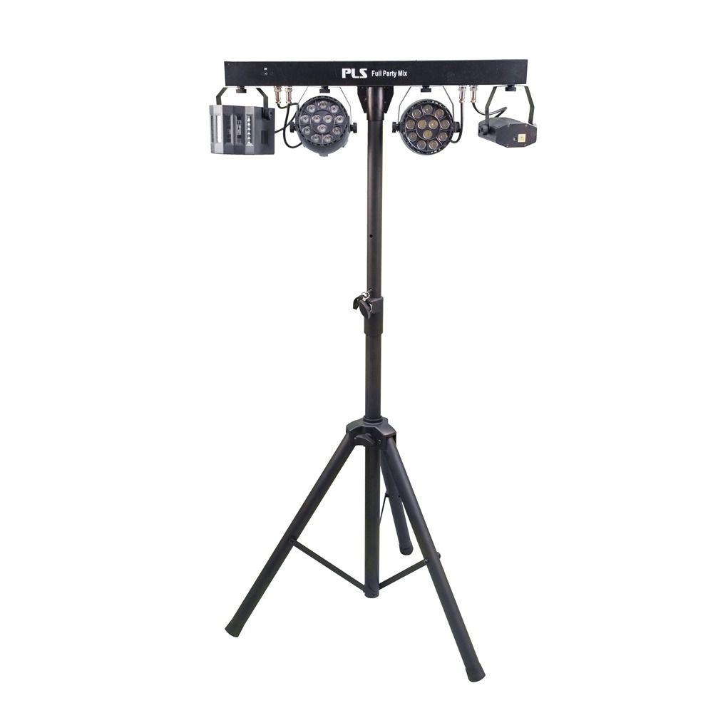 Kit De Iluminação Full Party Mix Pls