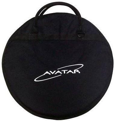 Kit de Pratos Avatar Complex Liga B20 com Hit-Hat 14/Crash 16/Ride 20 com Bag