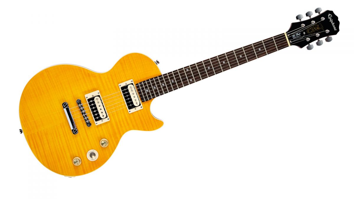 KIT GUITARRA LES PAUL EPIPHONE SPECIAL SIGNATURE SLASH AFD