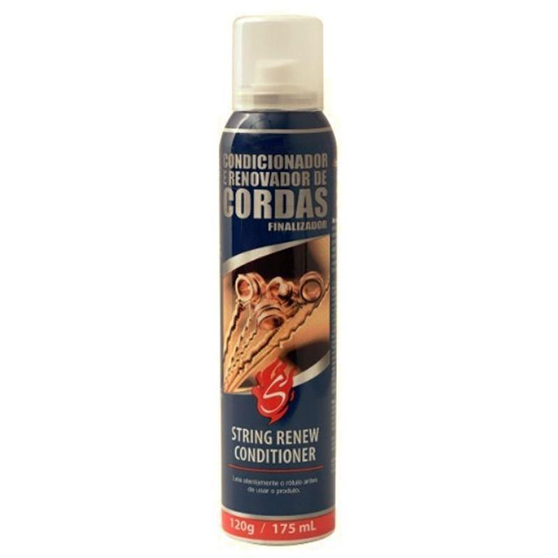 Limpador Condicionador Renovador De Cordas Solez Spray