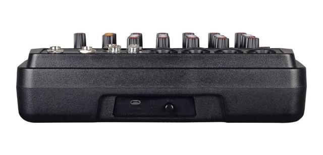 Mesa De Som Soundvoice MC6-BT - USB com Interface de Gravação