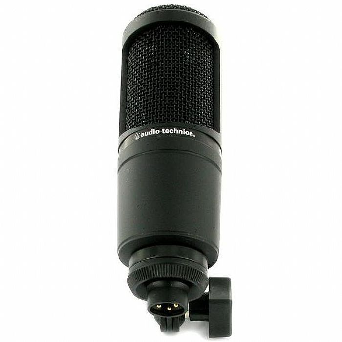 Microfone Condensador Audio-Technica AT2020