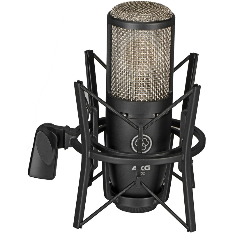 MICROFONE CONDENSADOR PERCEPTION P220 - AKG