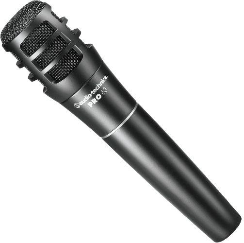 Microfone Dinâmico Cardióid Audio-technica Pro63