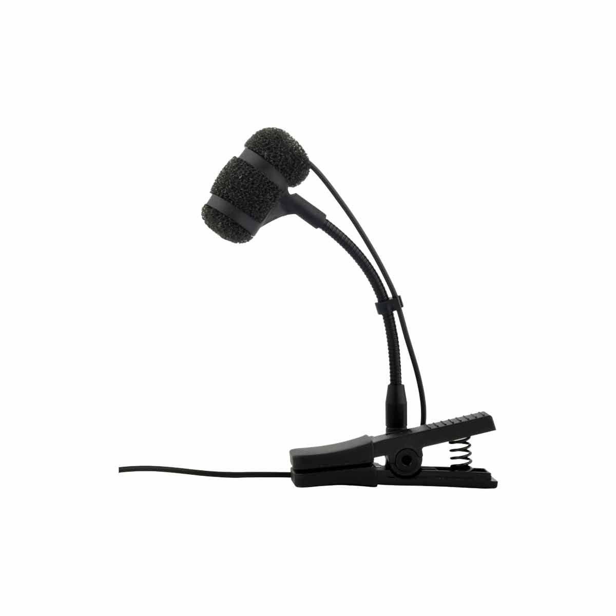 Microfone Lyco Para Instrumentos de Sopro Trompete/Sax