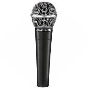 Microfone Waldman Stage S-580-3p 3 Microfones mais Acessórios