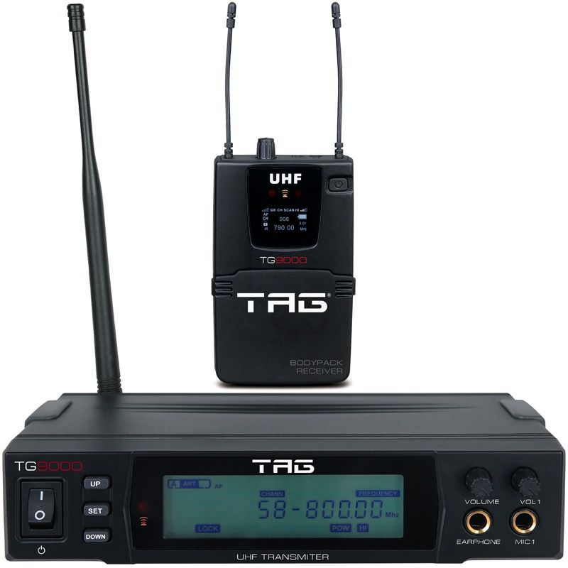 Monitor Sem Fio TG-9000