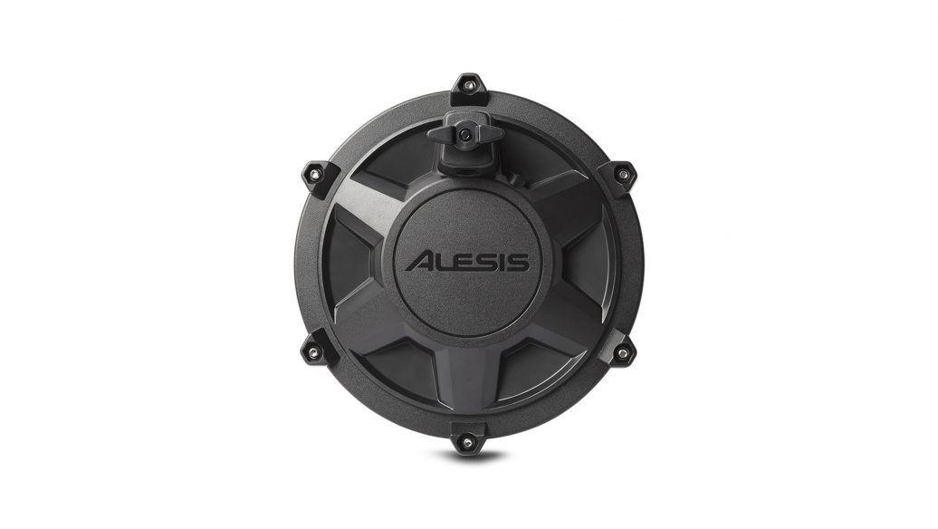 Nitro Mesh Kit – Bateria Eletrônica Alesis de 8 peças com Tons Mesh