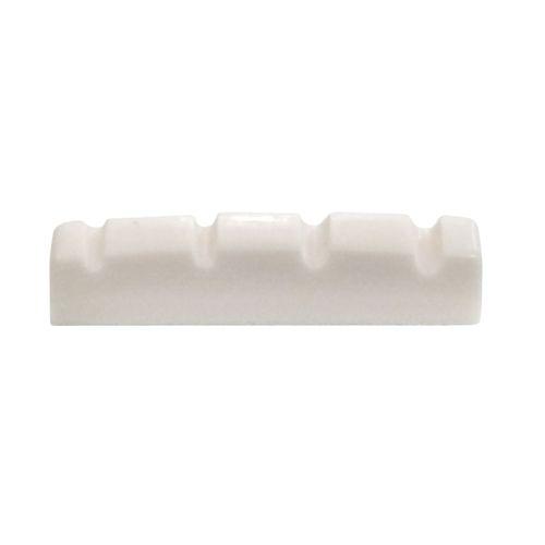 Nut para Contra-Baixo 4 Cordas Strinberg P4 - Branco