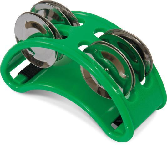 Panderola de Pé Spanking Verde