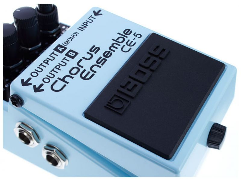 Pedal Boss Ce5 Chorus Essemble