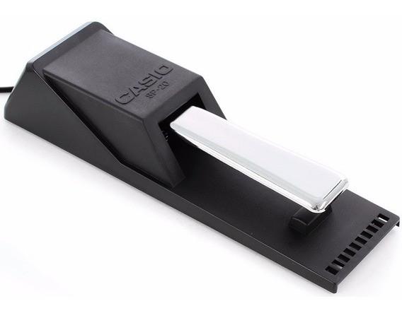 Pedal de Sustain para pianos e teclados Casio Sp-20H2