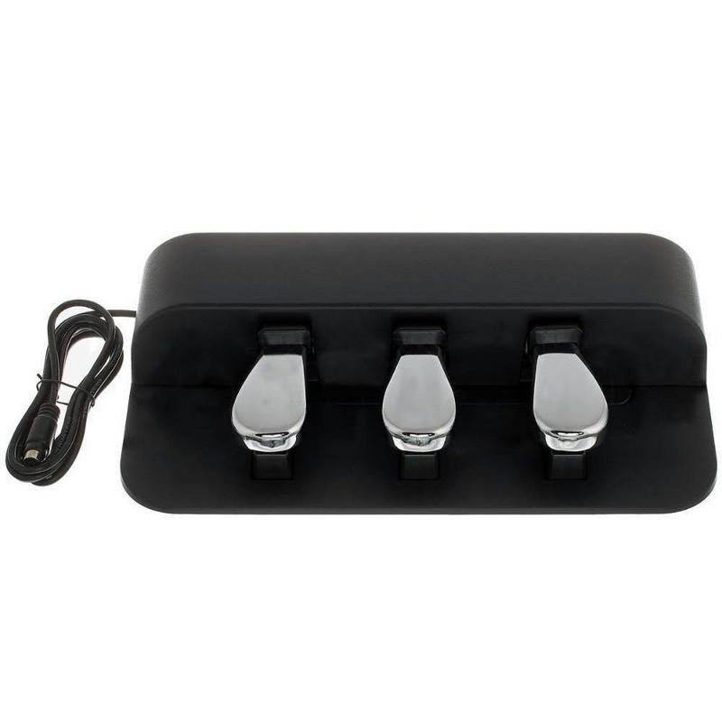 Pedal De Sustain Triplo Casio SP-34 P/ Pianos CDPS150, CDPS350, PXS1000, PXS3000