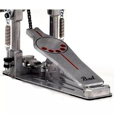 Pedal Duplo Pearl Demonator P-932 Com Sapata Longboard