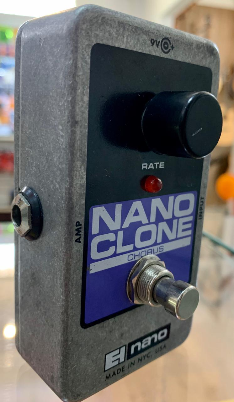 Pedal Electro-Harmonix Nano Clone Analog Chorus