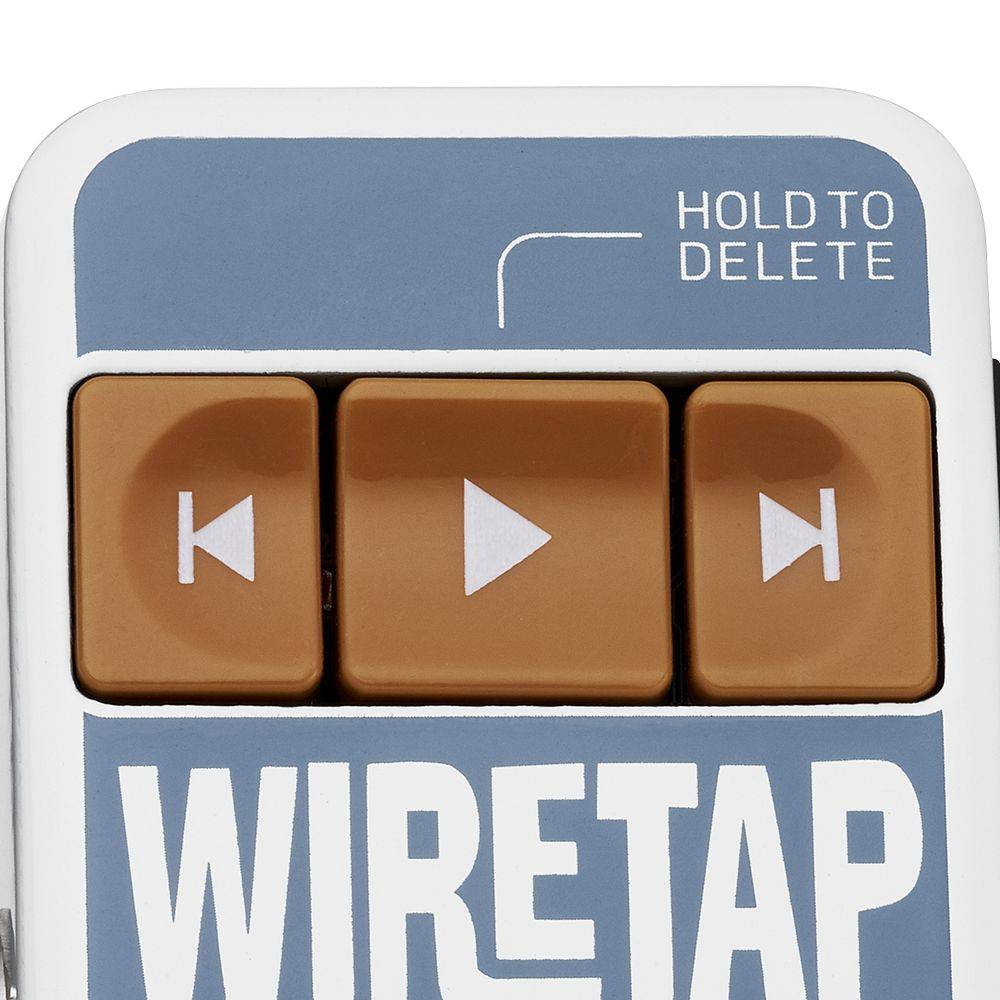Pedal Looper Wiretap Riff Recorder - Tc Electronic