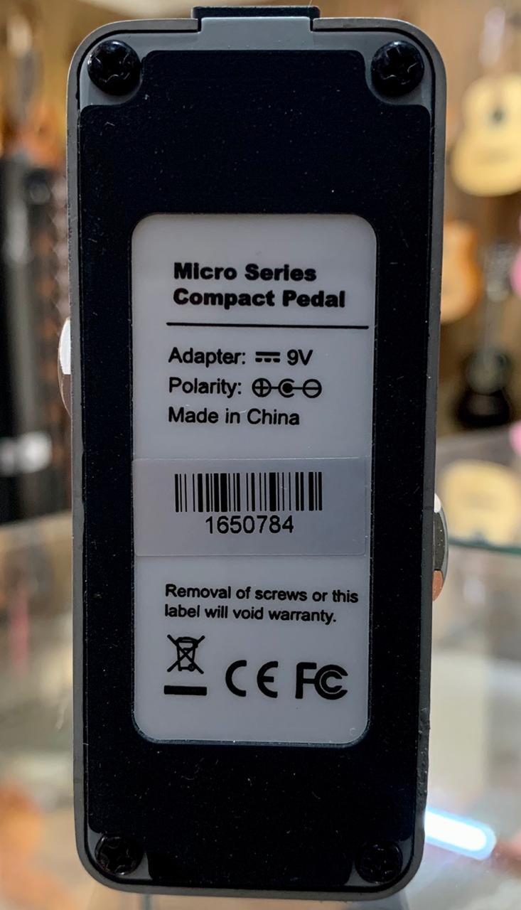 Pedal Mooer Triangle Buff Fuzz Mtbf (Semi-Novo)