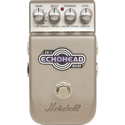 Pedal Para Guitarra Marshall Echohead Eh-1