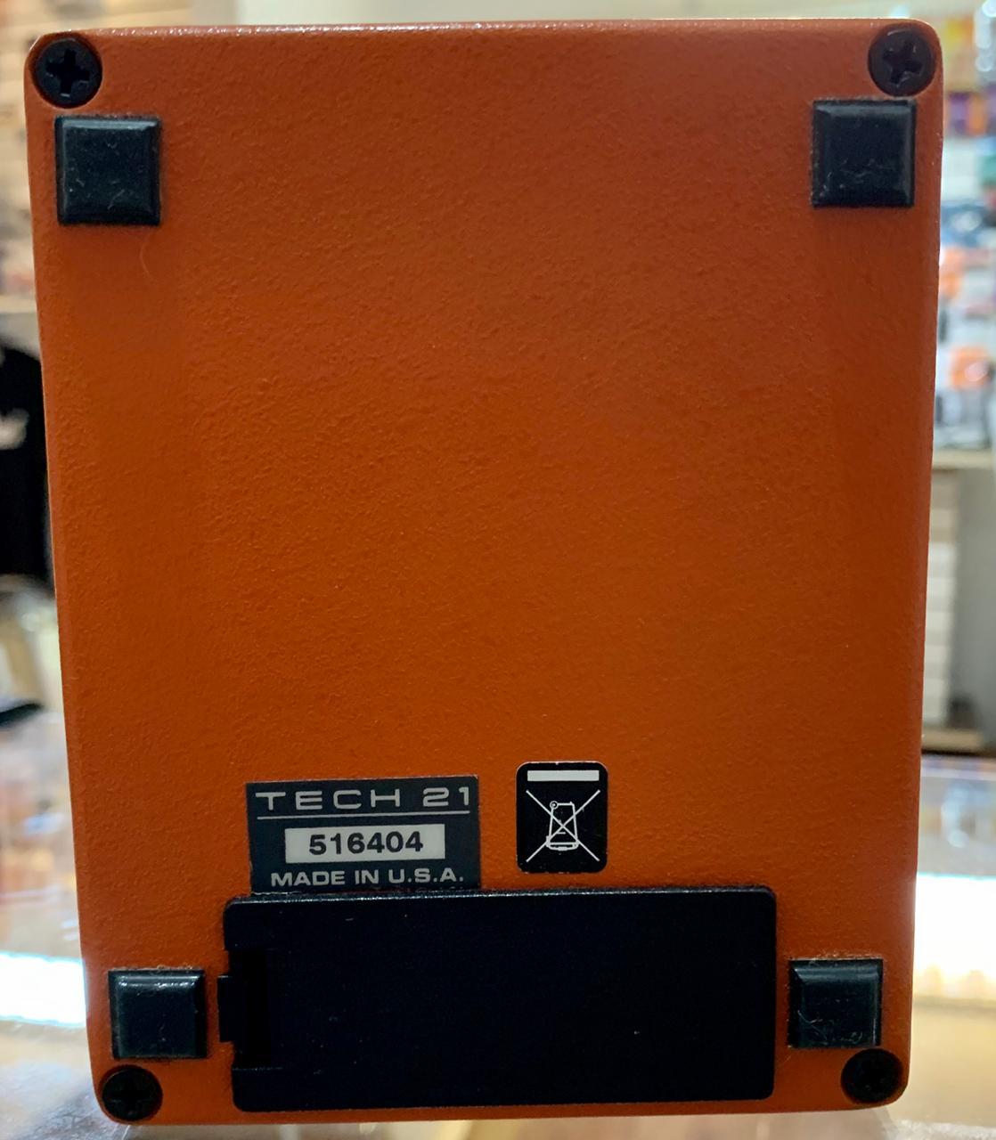 Pedal Sansamp Tech 21 California (Semi-Novo)