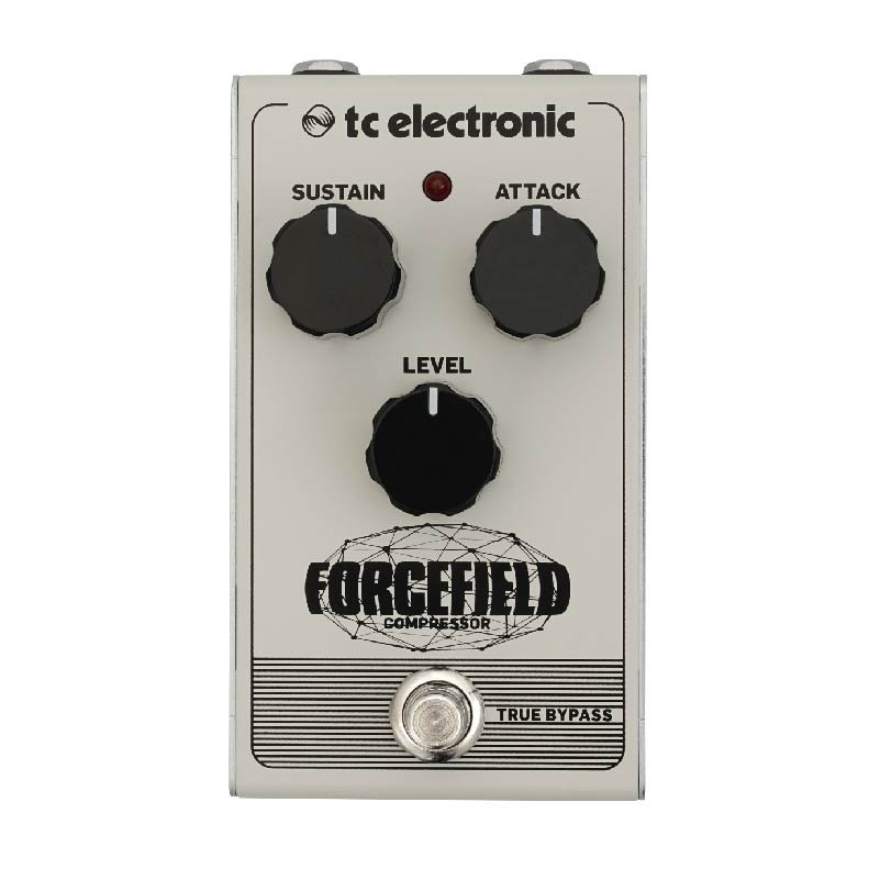 PEDAL TC ELETRONIC FORCEFIELD COMPRESSOR