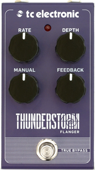 PEDAL TC ELETRONIC THUNDERSTORM FLANGER
