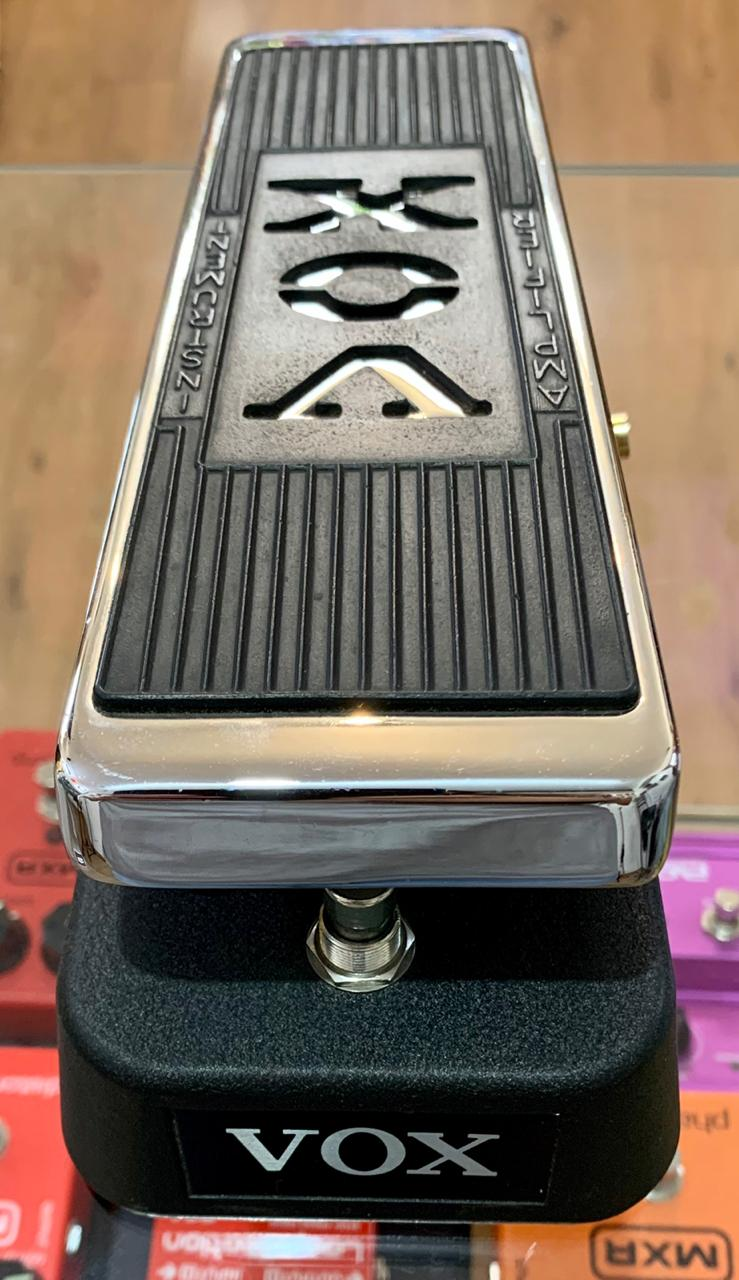 Pedal Vox Wah Wah V847-A Made In Usa (Semi-Novo)