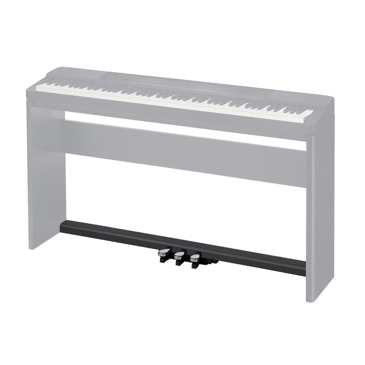 Pedaleira Para Piano Com 3 Pedais Preto Sp-33 Casio