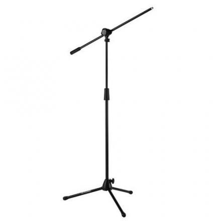 Pedestal Girafa Para Microfone Quick Turn Hercules