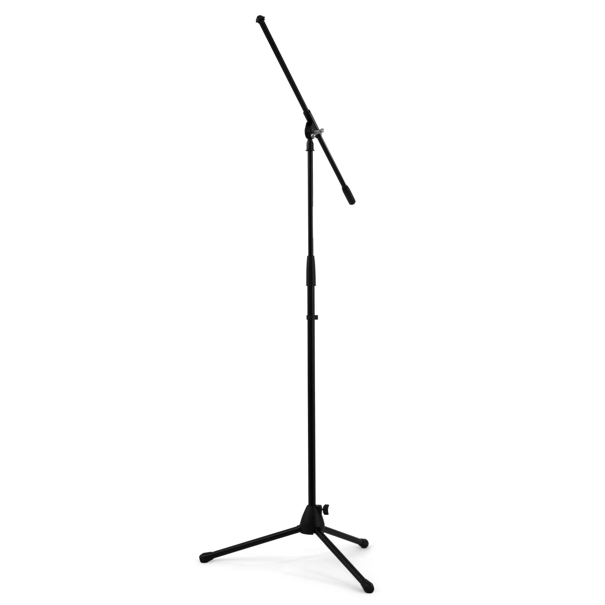 Pedestal Girafa para Microfone com Base Tripé Nomad By Hercules.