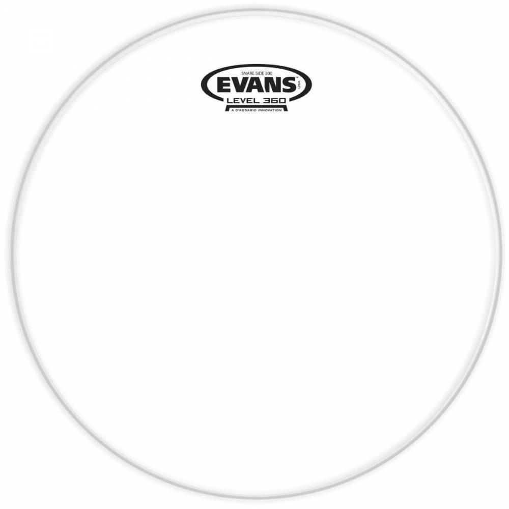 """Pele De Resposta para Caixa 14"""" Evans - Snare Side 300 S14h30"""