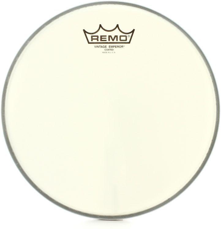 Pele Remo 10 Emperor Vintage Coated Porosa Be-0110-00
