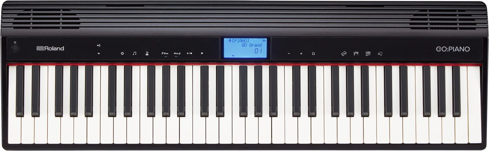 Piano Digital 61 Teclas Com Bluetooth GO-61P - Roland