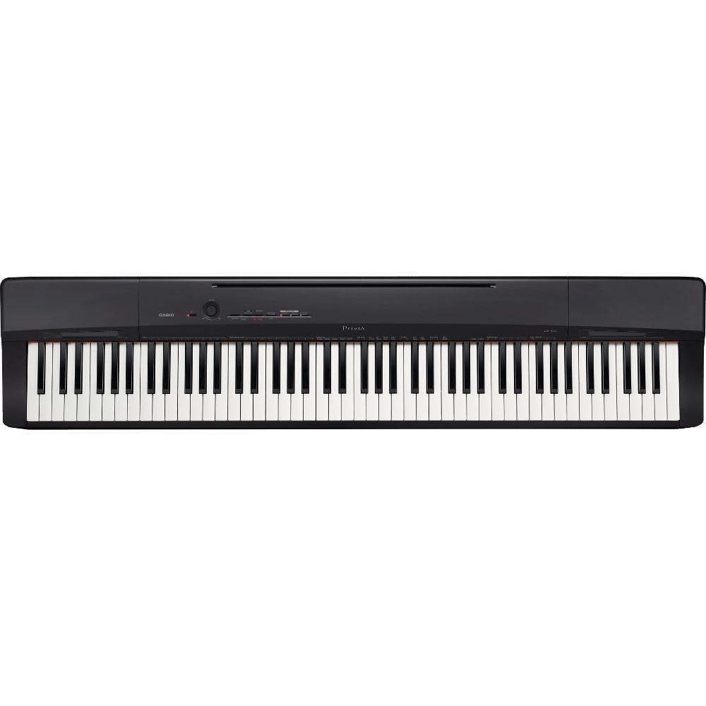 Piano Digital Casio Privia PX160 BK