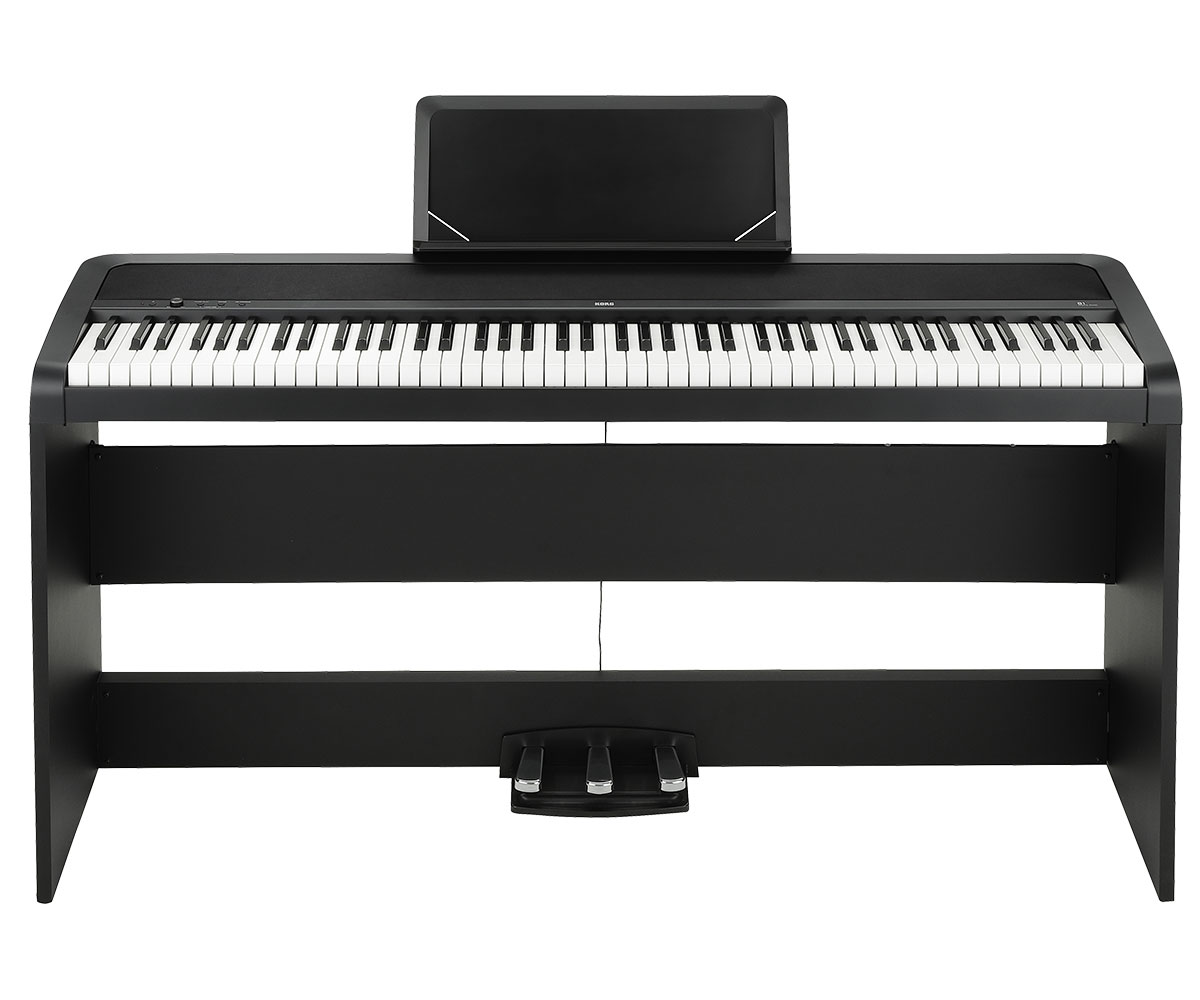 PIANO DIGITAL KORG MOD. B1SP-BK