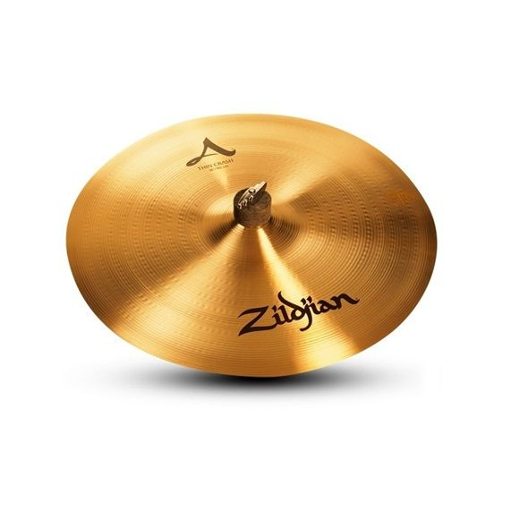 "Prato Zildjian A Series 16"" A0230 Medium Thin Crash"