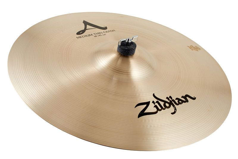 "Prato Zildjian a Séries 18"" A0232 Medium Thin Crash Zildjian"
