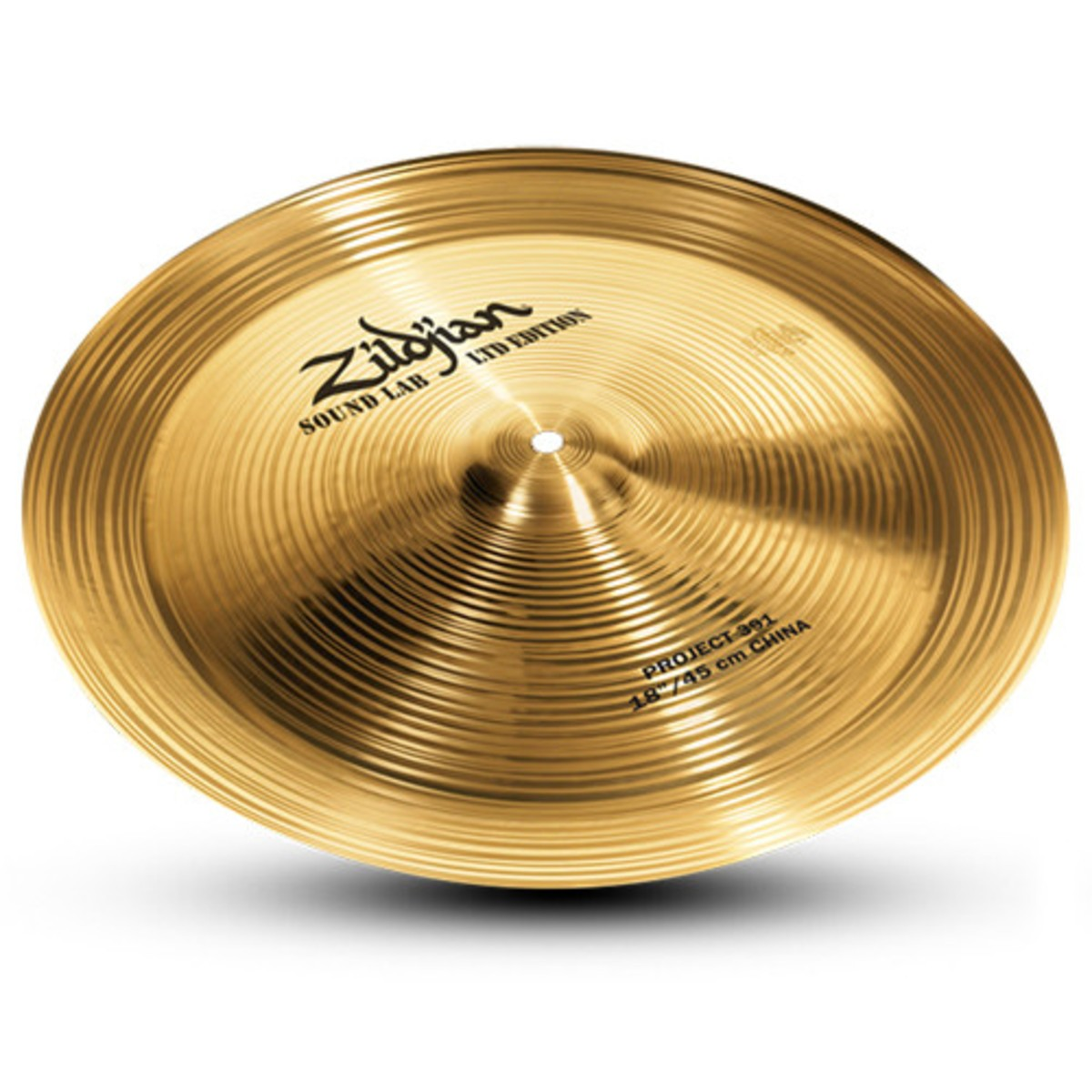 Prato Zildjian Project 391 Ltd Edition 19 Sl19ch - China