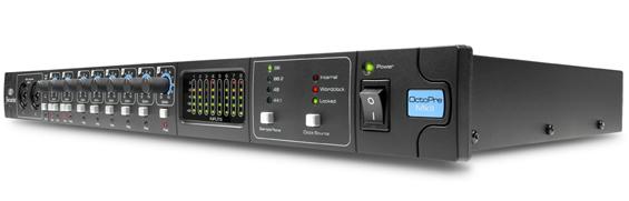 Pré-amplificador Focusrite Octopre MkII 8 24/96khz