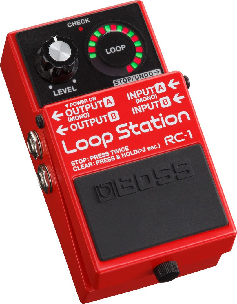 Roland Boss Rc-1 Loop Station Pedal