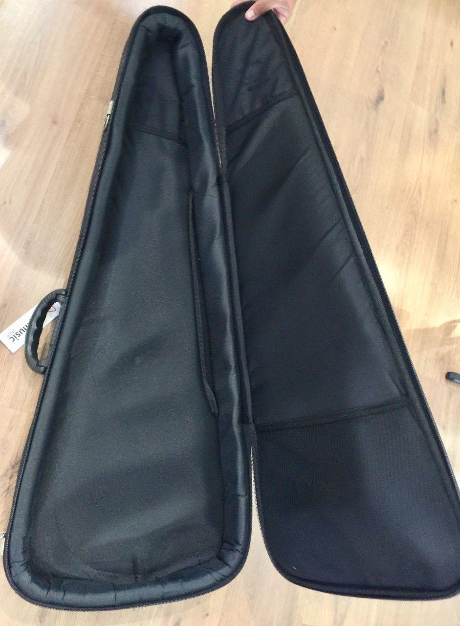 Semi-Case para Guitarra Solid Sound