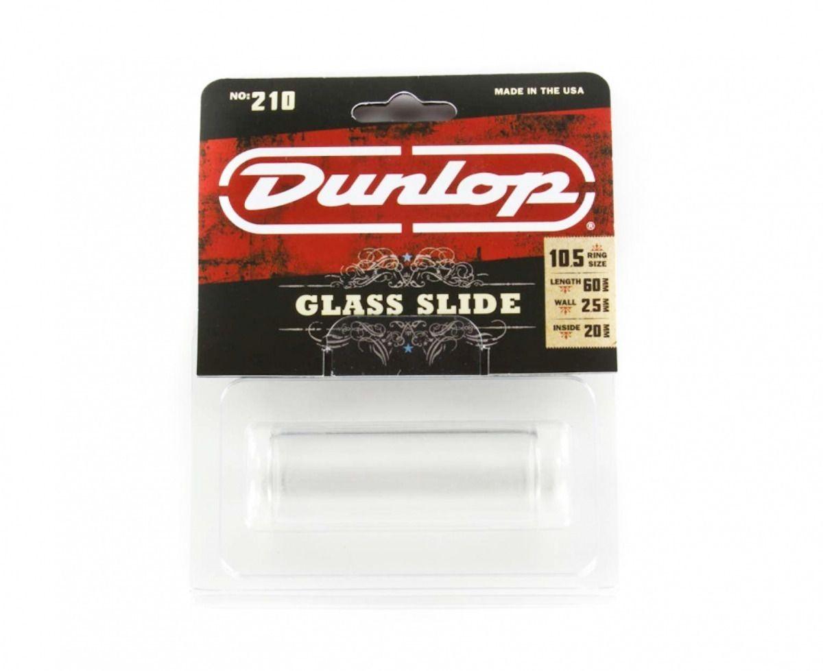 Slide De Vidro Pirex Médio Dunlop 210