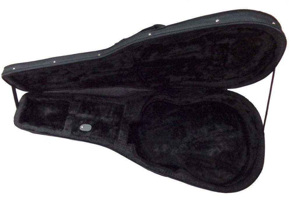 Soft Case Stagg HGB2-C Para Violão Clássico - Preto