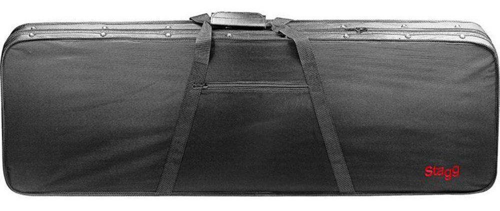 Soft Case Stagg HGB2-RB Para Baixo Retangular - Preto